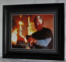 "A912DL DOLPH LUNDGREN - ""THE EXPENDABLES"" AUTHENTIC SIGNED"